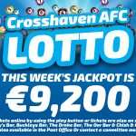 Lotto tickets will only be sold outside Centra on Sunday 3rd Dec