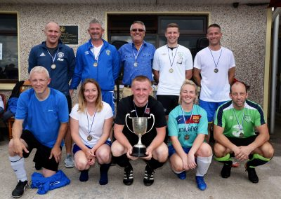 Inter-Pub 7ASIDE Tournament, Crosshaven AFC 22nd July 17
