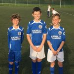 Crosshaven U12s advanced to the next round of the SFAI National Cup