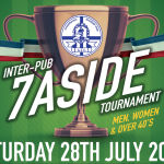 7 A Side Tournament in aid of the Mercy Hospital