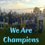 We are the Champions!!!
